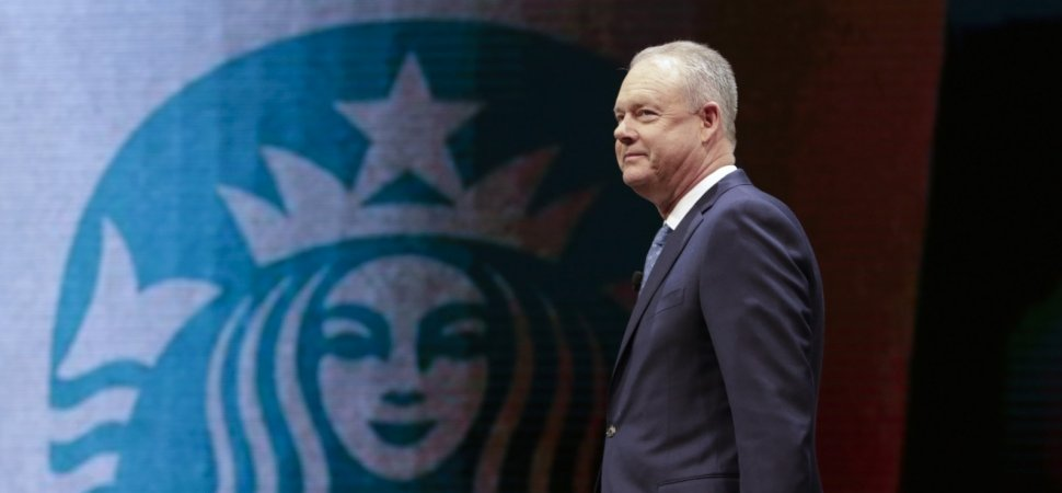 With a New Apology, Starbucks's CEO Just Taught an Important Lesson in Leadership