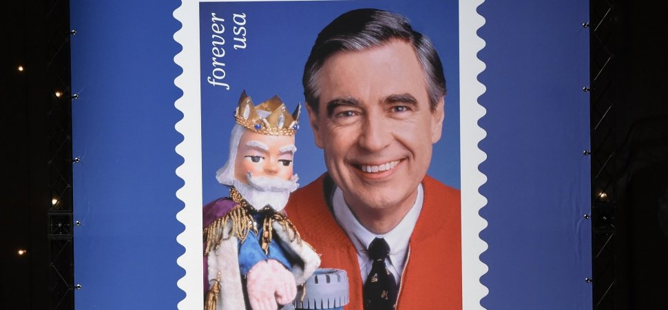 The Perfect Leadership Quote from Mr. Rogers