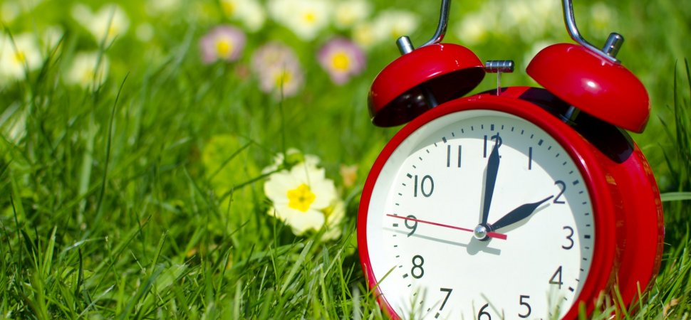 Hate Losing an Hour for Daylight Savings Time? These Tips Will Make Every Other Hour Super Productive