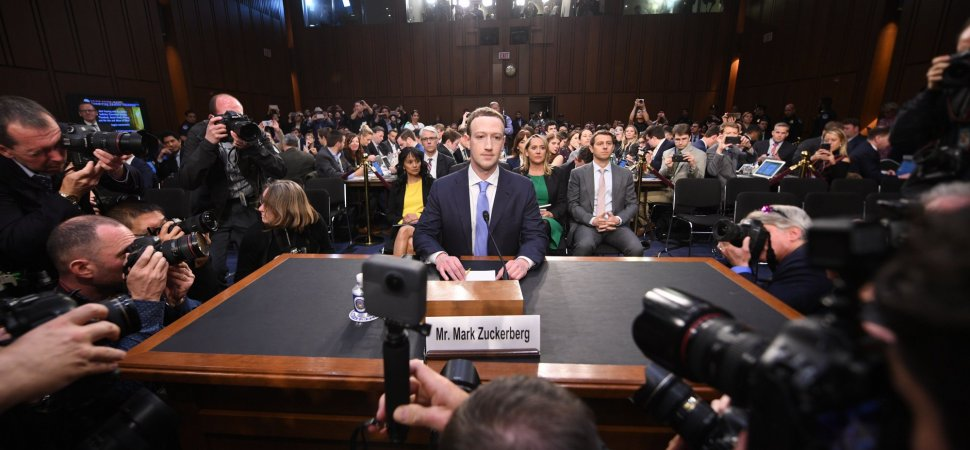 Why Facebook's Biggest Problem Isn't Fake News or Privacy  It's Mark