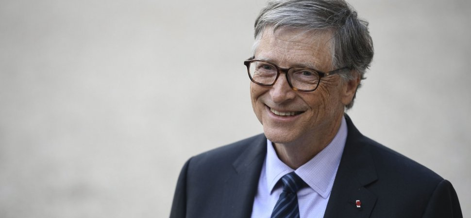 4 Books Bill Gates Says You Should Read Right Now
