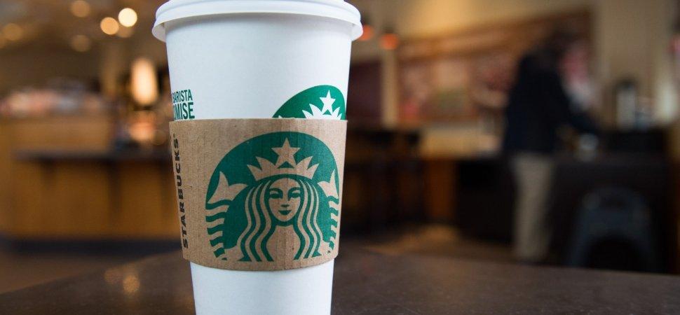Starbucks Just Got Millions Of Dollars Of Free Publicity
