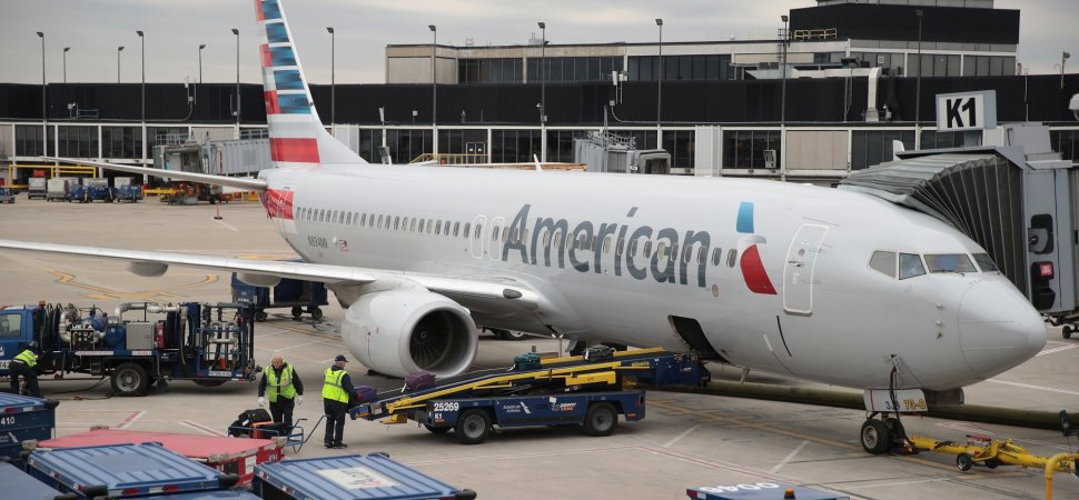 American Airlines Employees Say the Airline Is Nickel-and