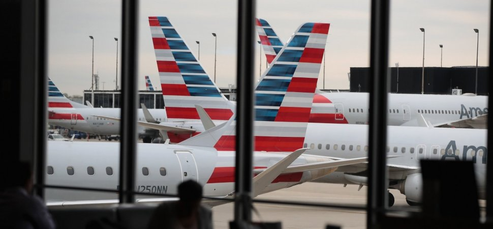 American Airlines Pilots Say They're Seeing 'The Beginning Tremors