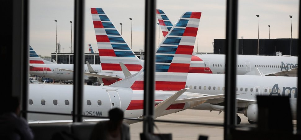 American Airlines Booted a Woman From a Flight, Even Though