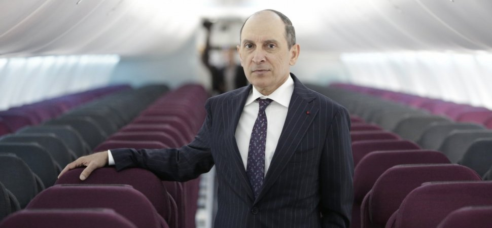 Qatar Airways CEO Said Something So Dumb It Only Could Have