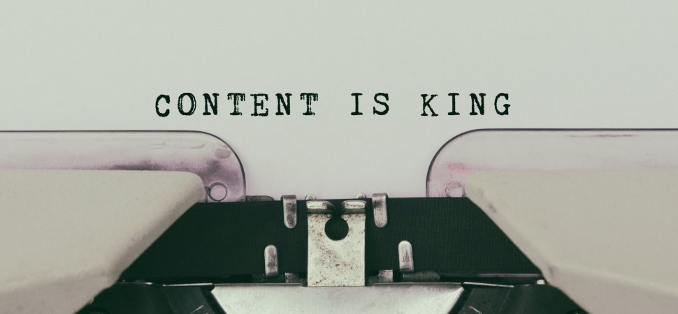 These Are the 3 Types of Content You Should Focus on to Grow Your Business
