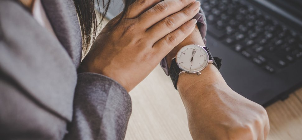 What To Do About a Chronically Late Employee