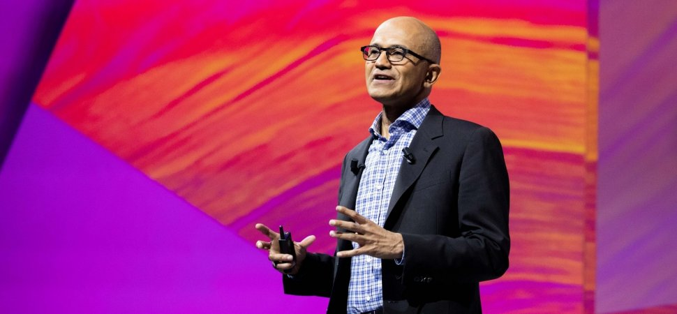 This Is the Book That Inspired Microsoft's Turnaround, According to CEO Satya Nadella