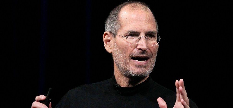 Steve Jobs Loved Walking Meetings. New Research Shows Why He Was Right