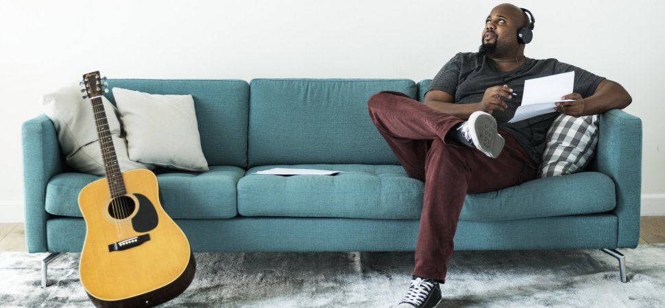 5 Mental Strength Exercises You Can Do From Your Couch