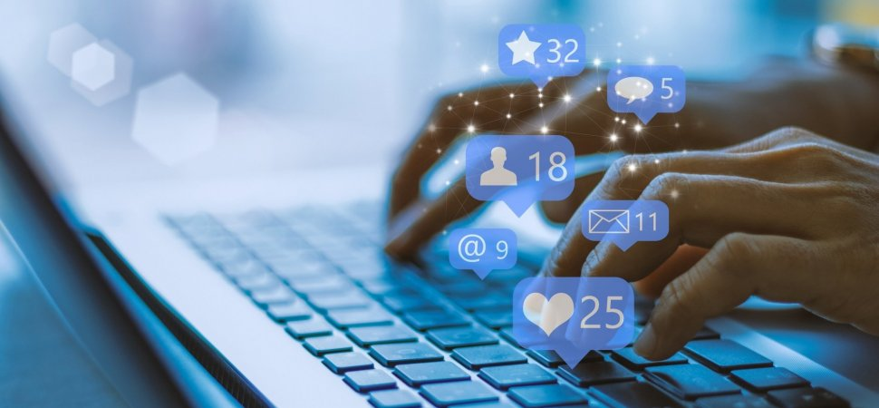 How to Create Engaging Social Media Content in the Blink of an Eye