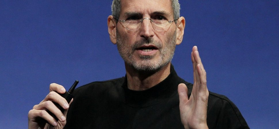 How Steve Jobs Trained His Own Brain   Inc com