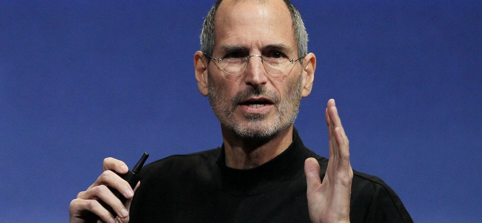 Steve Jobs Knew How to Lead and Motivate Employees. Here's How He Did It