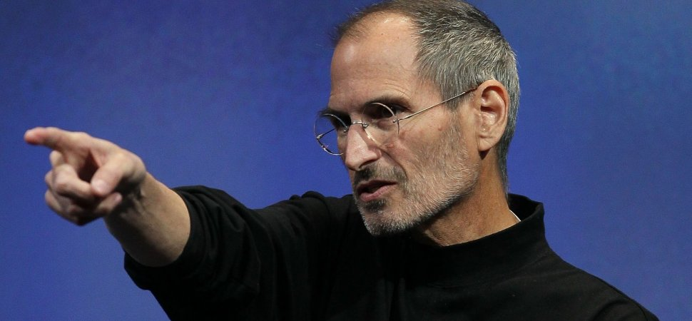 inc.com - Peter Economy - This Famous Silicon Valley Venture Capitalist Proved Himself to Steve Jobs by Doing One Very Surprising Thing
