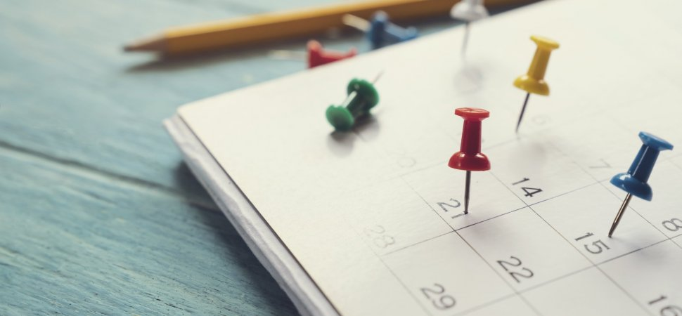 Want to Take Your Time Management to the Next Level? Try Out the 'Mega Day'