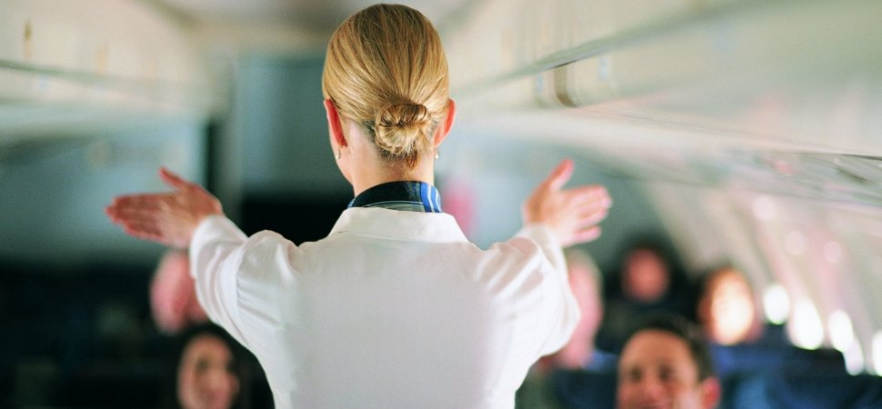 Congress Voted To Give Flight Attendants a Better, Safer