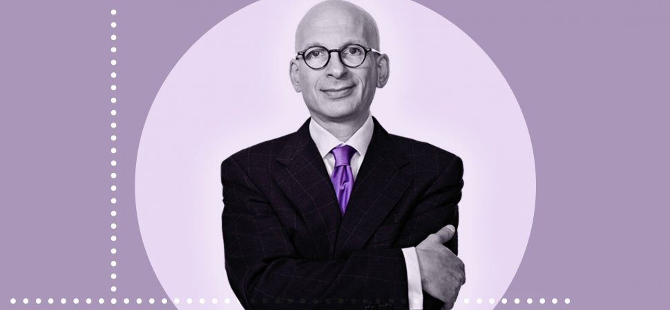 Watch: Seth Godin on Finding Your Audience and Serving It Well