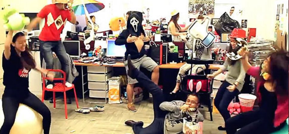 'Harlem Shake:' 3 Things It Reveals About the Workplace ...