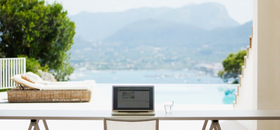 9 Things Successful People Do When Working From Home | Inc.com
