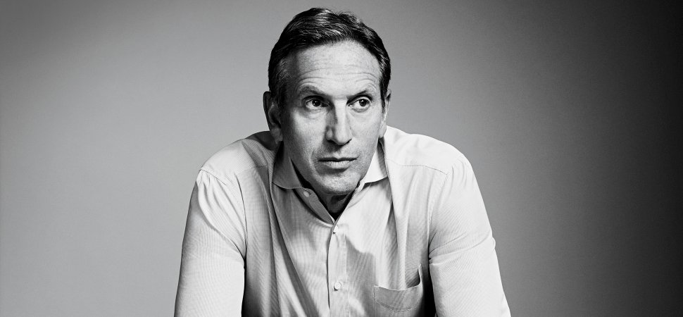 life lessons from howard schultz  ceo of starbucks