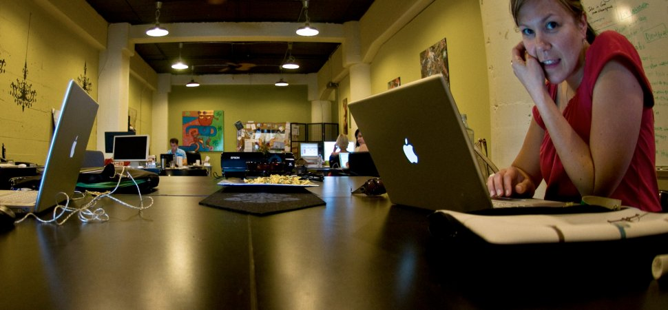 6 Ways a Co-Working Space Can Boost Your Business Success image