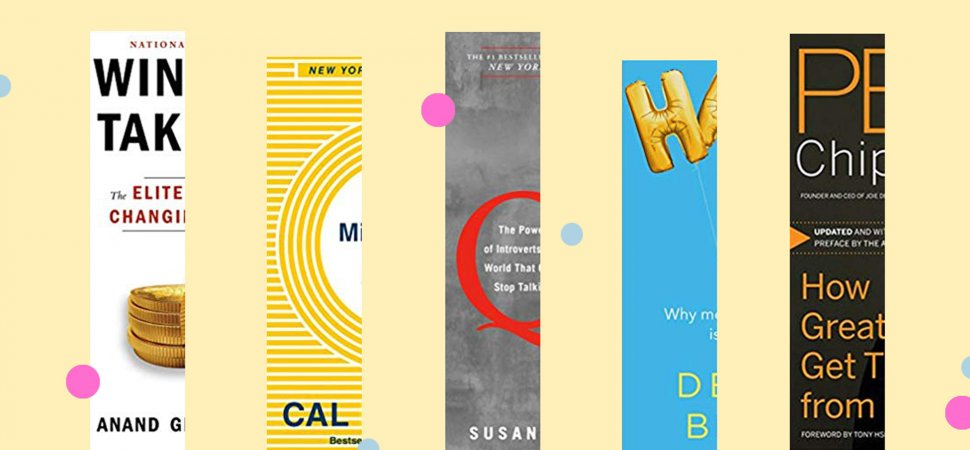 Entrepreneurs and Executives Are Sharing the Books That Helped Them Most in 2019