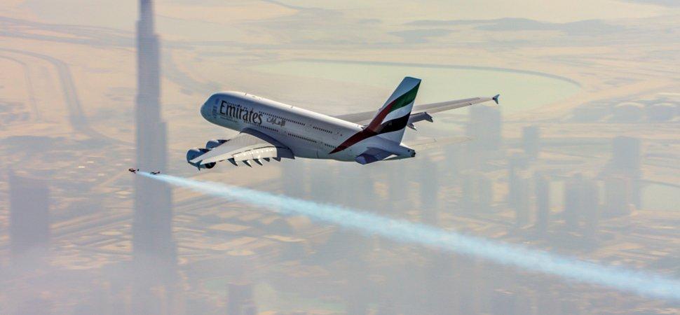Dubai Jetpack