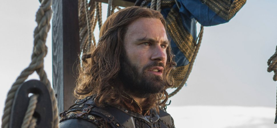 Vikings' Star Clive Standen: W...