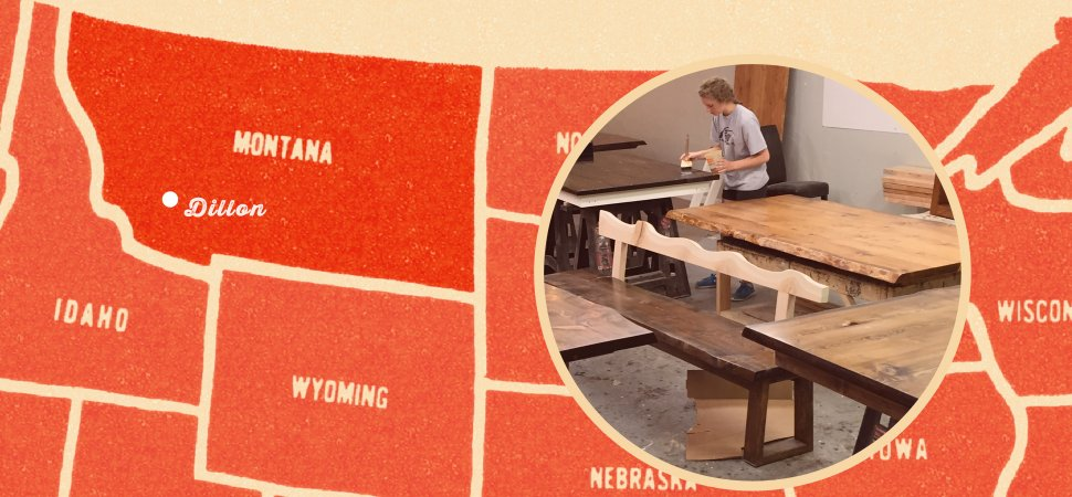 The Tiny Furniture Company Giving Ex-Cons a Second Chance