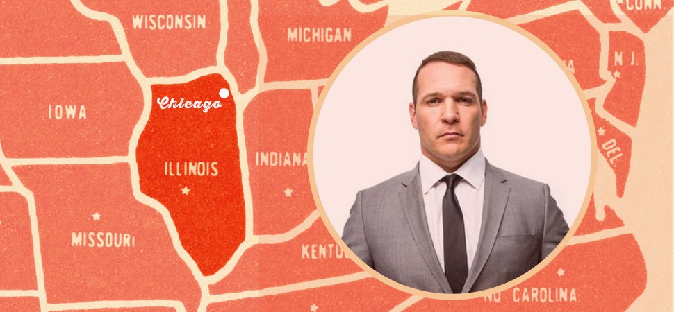 How Brian Urlacher and Other Chicago Athletes Are Tackling