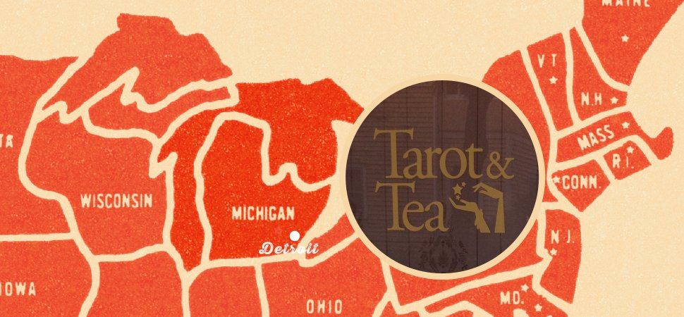 Tarot and Tea | Inc com