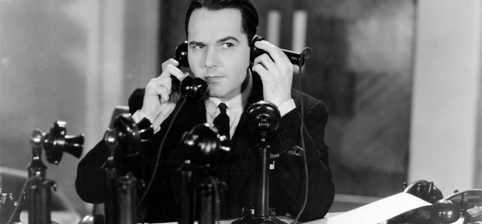 How To Get Powerful People To Return Your Phone Calls