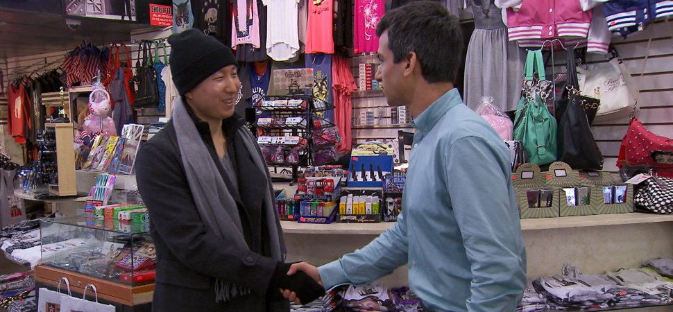 Nathan For You' Recap: Johnny Depp Does Wonders for Business
