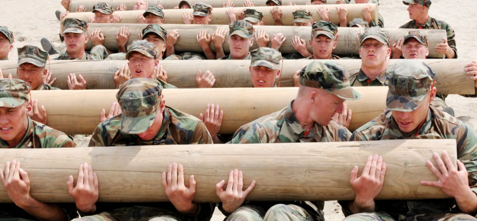 The Navy SEALs' Secret of Exceptional Endurance