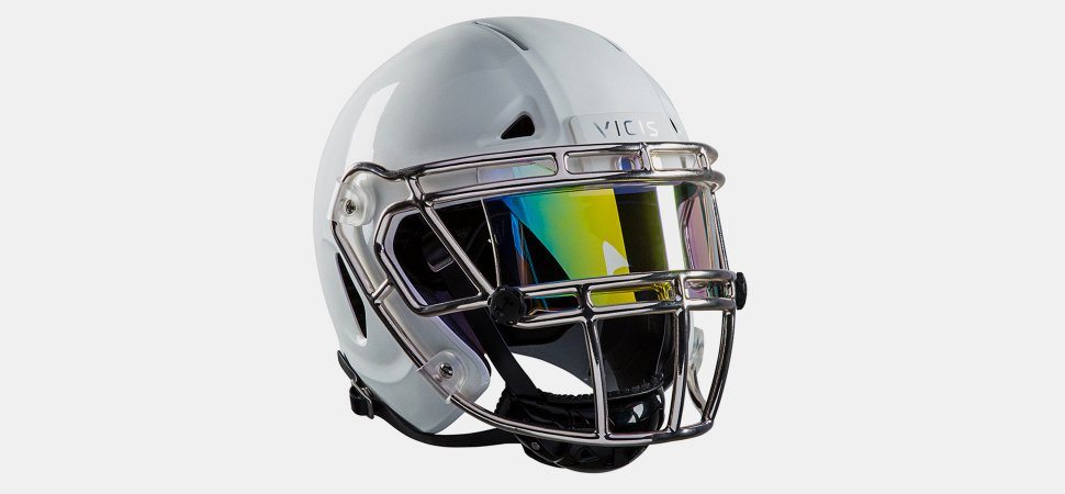 How Seattle Startup Vicis Created the Zero1, the Helmet That Could Save  Football | Inc.com
