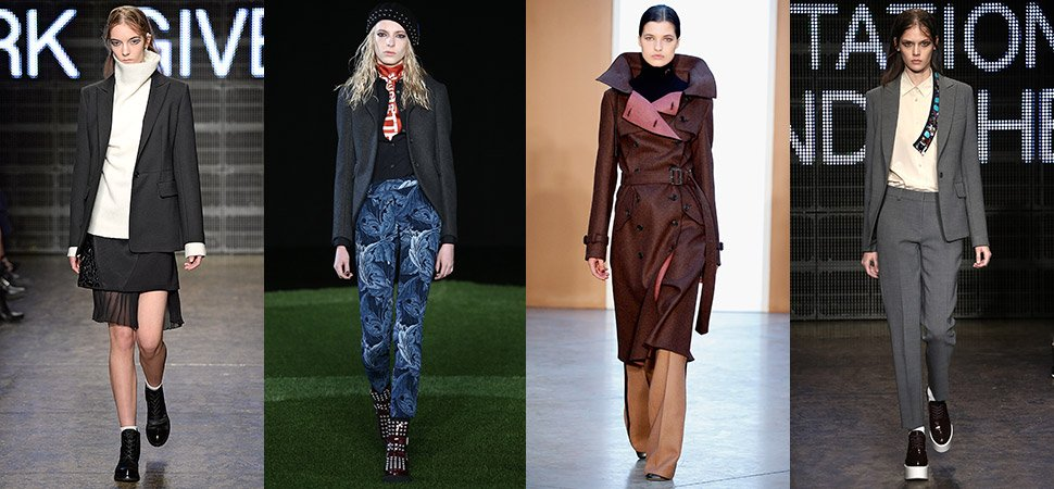 35ce3e8ad823 6 Fashion Week Trends You Can Actually Wear at the Office