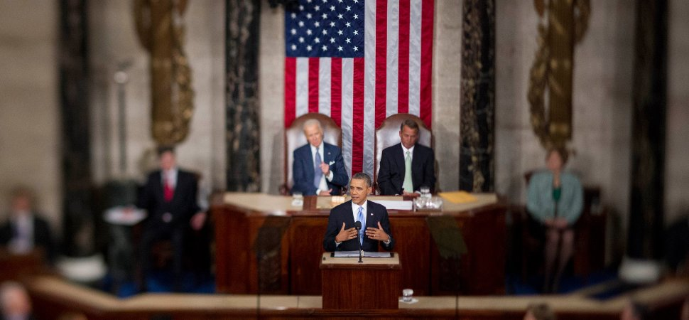 why is the presidents state of the union address important