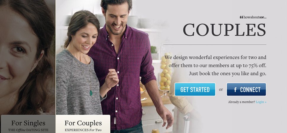 dating site couples