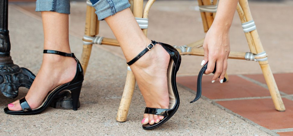 14548521fab Pashion Footwear Launches Line of Shoes That Convert From High Heels ...