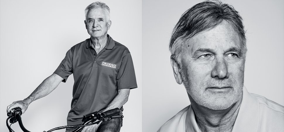 How Two 60 Somethings And An Army Of Fellow Boomers Built