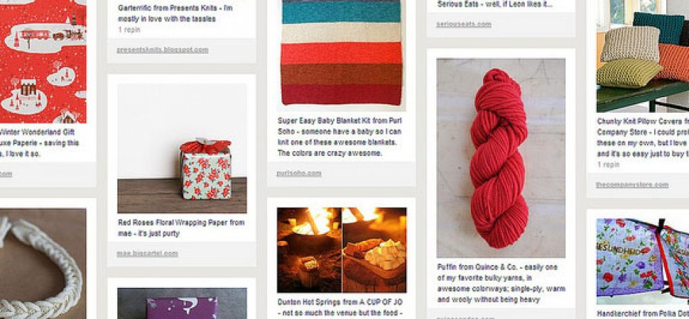How Pinterest Is Influencing Web Design