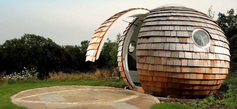 creative garden pod home office. Creative Garden Pod Home Office 7