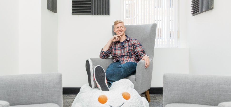 Reddit Was 'Actively Committing Suicide.' Here's How Steve Huffman Rebuilt Its Culture--and Saved the Company