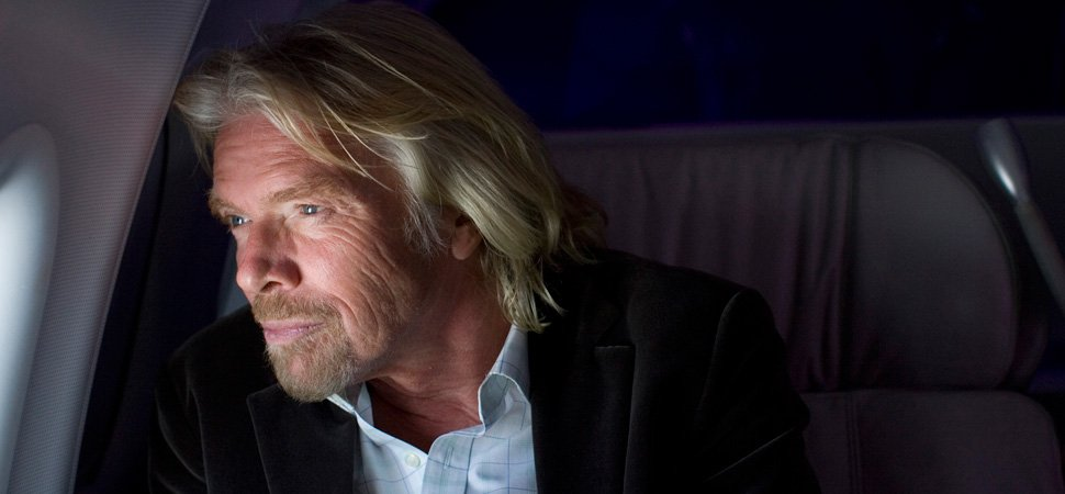 richard branson objective for his virgin business Richard branson should beware the perils of peer  like richard branson's much-heralded experiment announced  which are taken from his new book the virgin way.