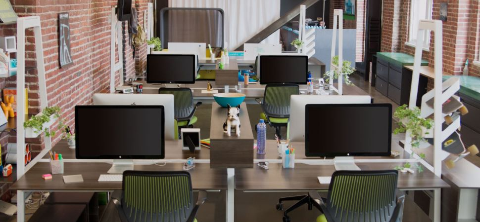 10 Office Design Tips To Foster Creativity | Inc.com