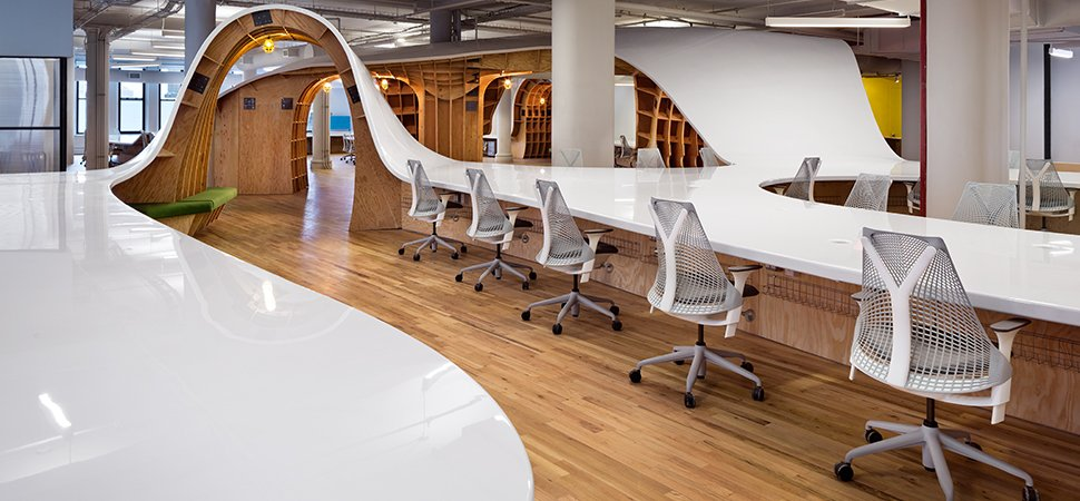 6 Crazy Office Spaces You Have to See to Believe