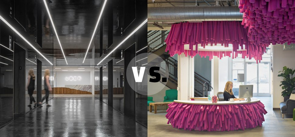 Apply For Lyft >> Which Office Is Cooler? Uber vs. Lyft | Inc.com