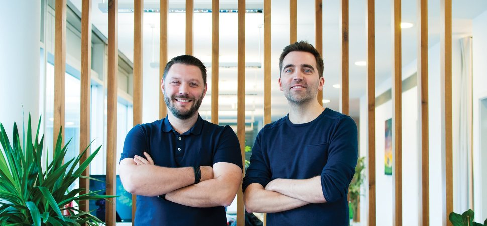 Want to Start a Business With a Friend? Co-Founders of This $25 Million Dollar Startup Share 5 Keys to Success