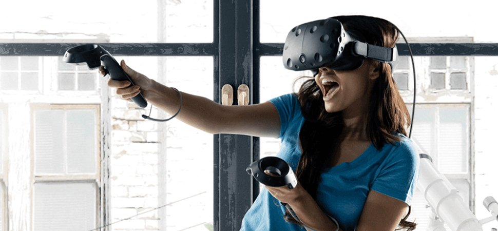 Reviewed: The HTC Vive Headset Will Change Your World | Inc com